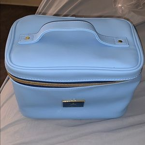 Brand new Jeffree Star Blue Train Case.